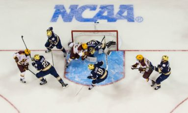 NCAA Hockey Experiencing Rising Parity