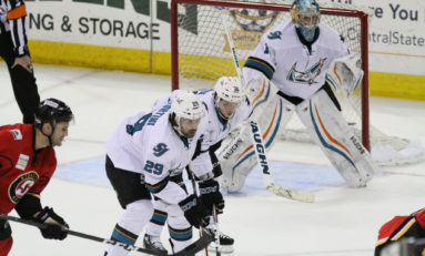 Barracuda Brief: Calder Cup Playoffs Open with a Split