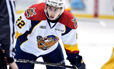 Anthony Cirelli Paces Erie Otters' 10-Goal Outburst