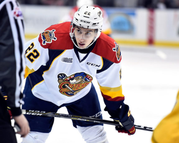Anthony Cirelli, OHL, Erie Otters, Tampa Bay Lightning