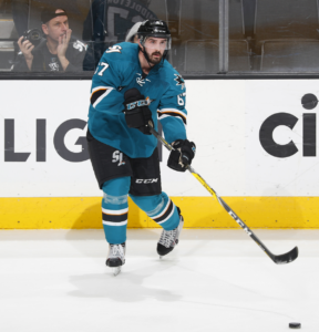 Jacob Middleton San Jose Barracuda