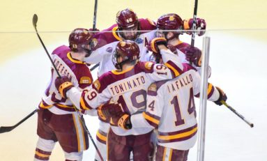 Frozen Four Influences in the National Hockey League