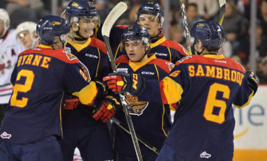 Erie Otters Punch Ticket to OHL Finals