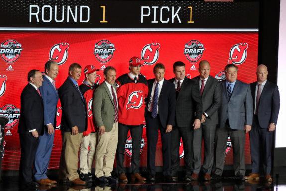 Nico Hischier 2017 NHL Draft