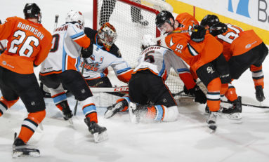 San Jose Barracuda vs San Diego Gulls: Series Breakdown