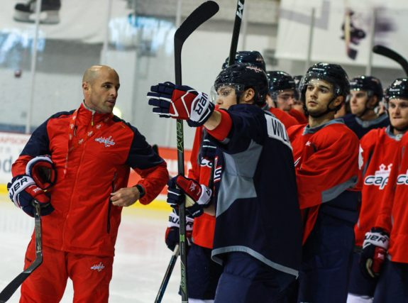 ef4ca1a29b6 Many of the Capitals prospects enjoy spending time together in a variety of  ways