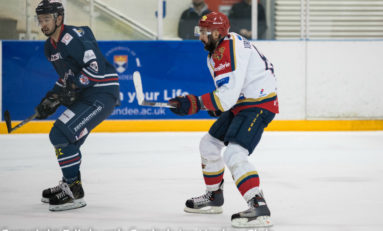 Former Blackhawks Pavel Vorobyev on Playing in UK