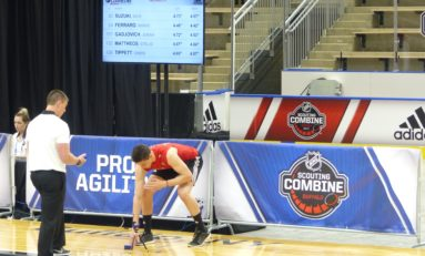 Why We Watch the NHL Combine