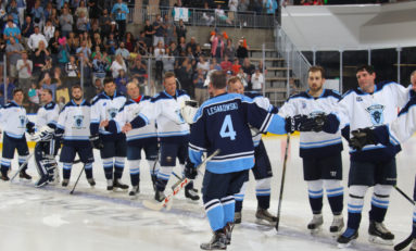 World's Longest Hockey Game Reaches Halfway Point