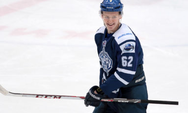 Nikolay Chebykin Preparing for Leafs Future