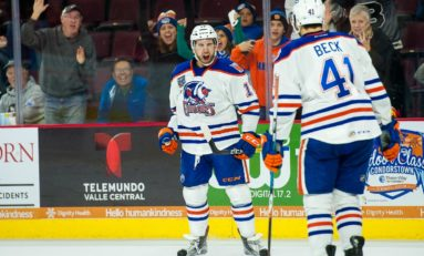 Condors Report: Oilers' Farm Team Looks to Rebound in 2017-18