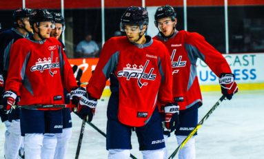 Capitals Takeaways from 2019 Prospects Showcase