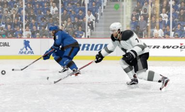 EA Sports NHL 18: 3v3 Changes EASHL