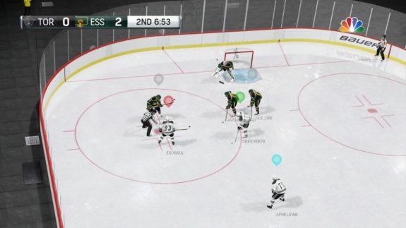 NHL 18 features the option to play three-on-three EASHL games (EA Sports NHL  18 Beta) c5a25720ec62