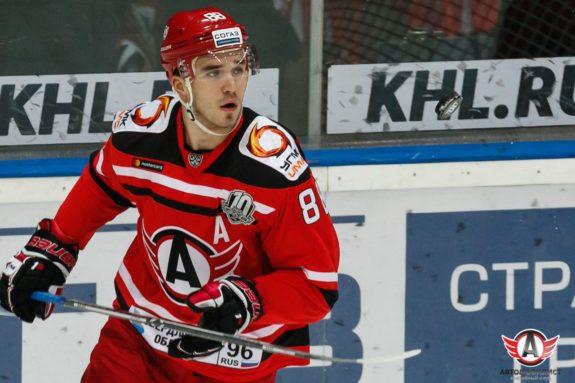 Nikita Tryamkin - Vancouver Canucks Prospect