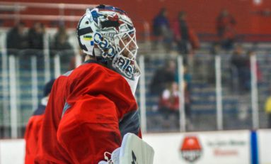 Braden Holtby's Struggles Continue