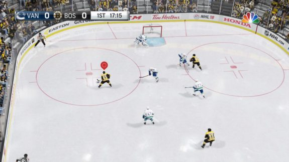 NBC leaves there mark on NHL 18 a62904d80dec