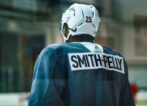 Capitals right wing Devante Smith-Pelly