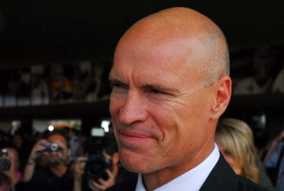 Messier at the 2009 NHL Awards