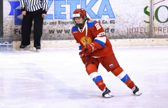 Alevtina Shtarëva Russia 2018