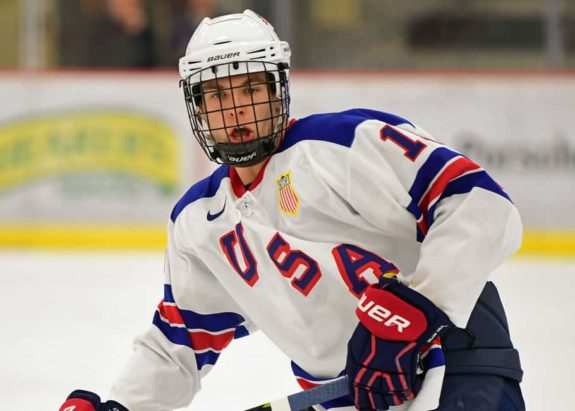 Bode Wilde of the U.S. National Development Program