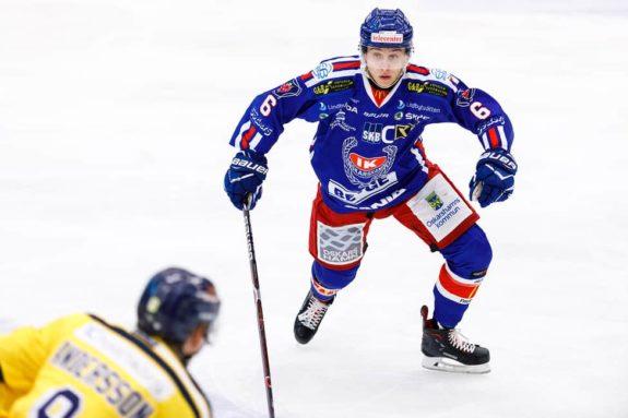 Martin Fehervary IK Oskarshamn