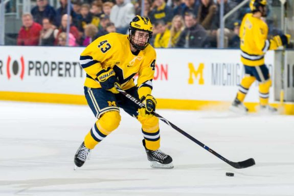 Quinn Hughes, University of Michigan