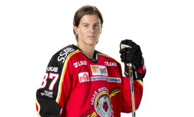 Lundeström's Poise Could Make Him NHL-Ready