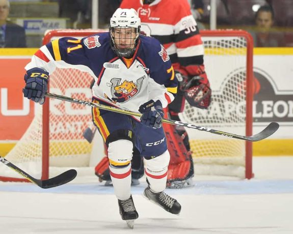 Kiirill Nizhnikov Barrie Colts