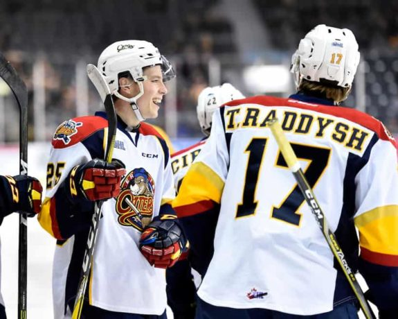 OHL, Erie Otters, Taylor Raddysh
