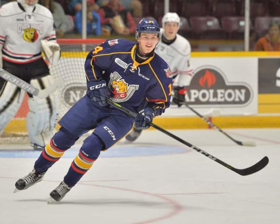 Andrei Svechnikov, Barrie Colts