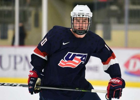 Ty Emberson of the U.S. National Development Program