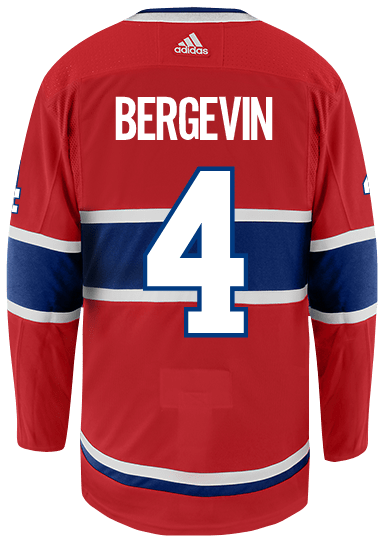 Marc Bergevin, Montreal Canadiens