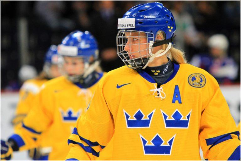 Danijela Rundqvist Team Sweden