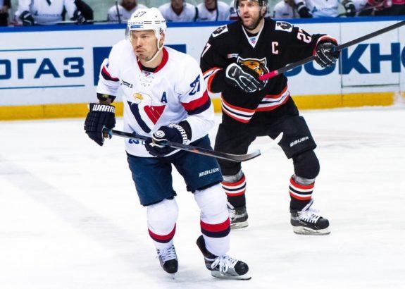 Ladislav Nagy HC Slovan Bratislava
