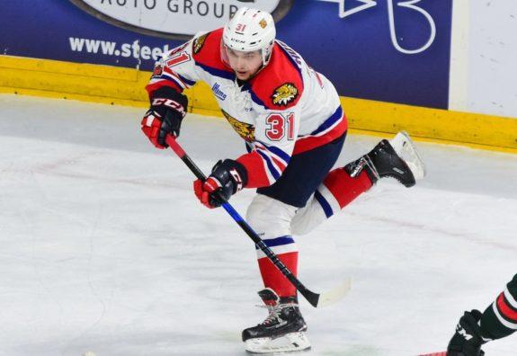Alexander Khovanov Moncton Wildcats