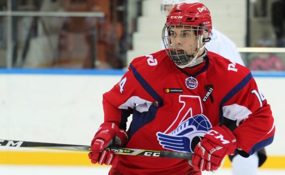 Grigori Denisenko, Florida Panthers, 2018 Draft