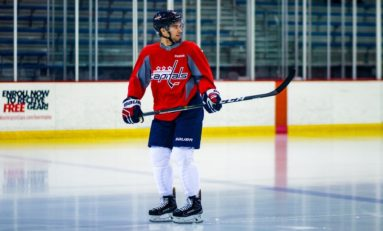 Capitals Lock Up Top Prospect Gersich