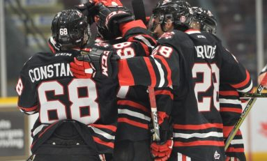 Niagara IceDogs Primed for Playoff Run