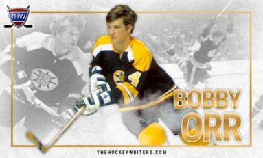 Bobby Orr's Landmark Season