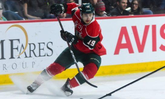 Anaheim Ducks Prospect Update: Groulx Heats Up