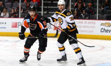 Providence Bruins Ready For Playoff Battle