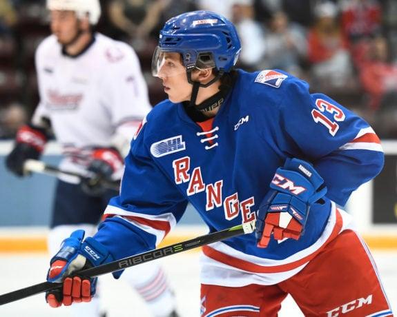 Riley Damiani, OHL, Kitchener Rangers