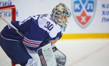 Samsonov Ready to Get Ready for the NHL