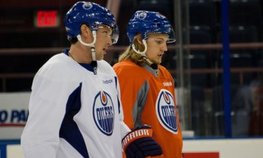 Oilers Prospect Lagesson Ready for North America