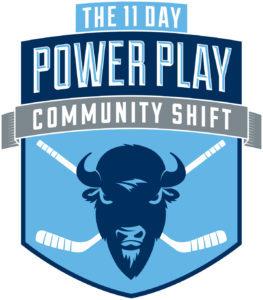 11 Day Power Play Community Shift logo