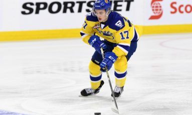 Eric Florchuk - 2018 NHL Draft Prospect Profile