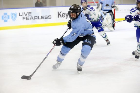 Lisa Chesson Buffalo Beauts