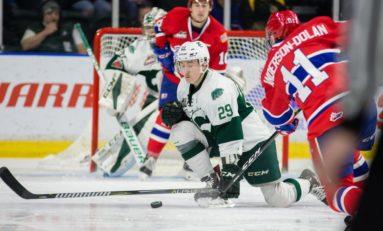 Wyatte Wylie - 2018 NHL Draft Prospect Profile
