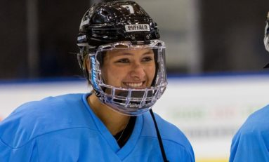 Beauts' Juron Brings Heart and Soul to Buffalo